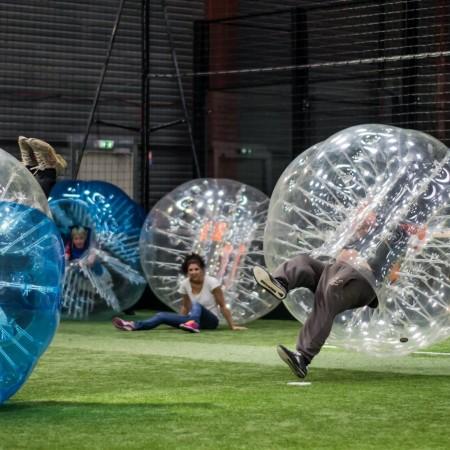 Jouez au bubble foot à Nantes et aux alentours