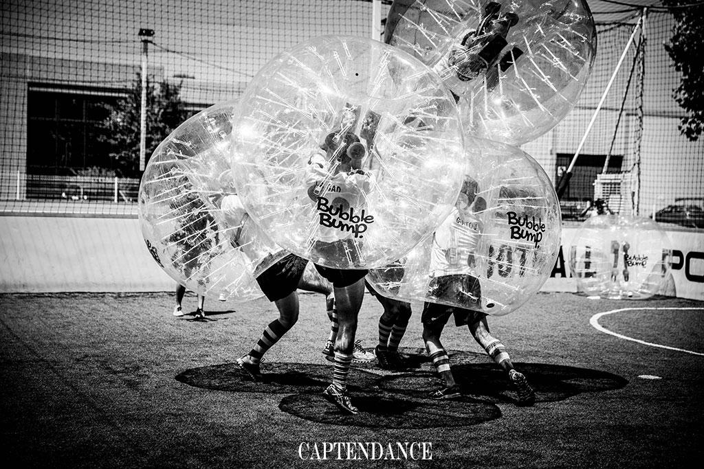 Loisirs bubble foot à Nantes et alentours